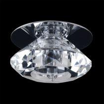 EMITHOR DOWNLIGHT G9/40W,K9 CLEAR CRYSTAL (71057)