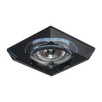 EMITHOR DOWNLIGHT GU10/50W, CHROME/BLACK (71071)