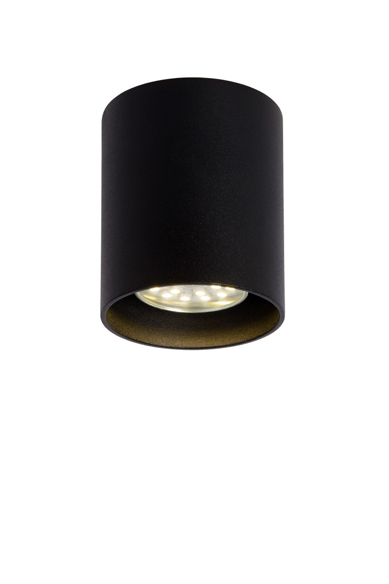 LUCIDE BODI Ceiling Light Round GU10 excl D8 H9 (09100/01/30)