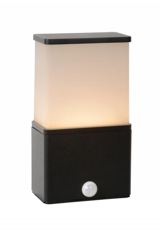 LUCIDE LIMBA Wall Light+ Sensor IP54 9W 320LM 3 (27878/09/30)