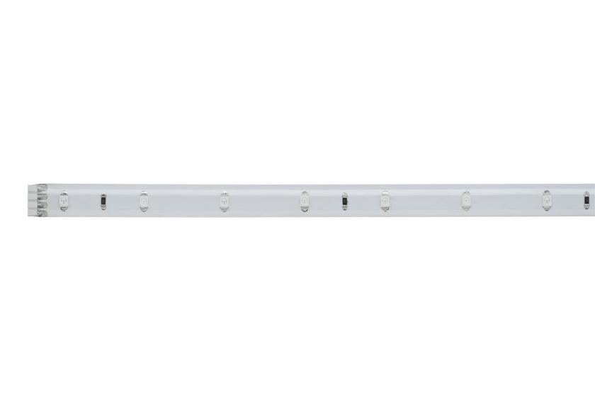 PAULMANN Function yourLED Stripe 97cm modrá 3,12W 12V DC bílá plast 70211