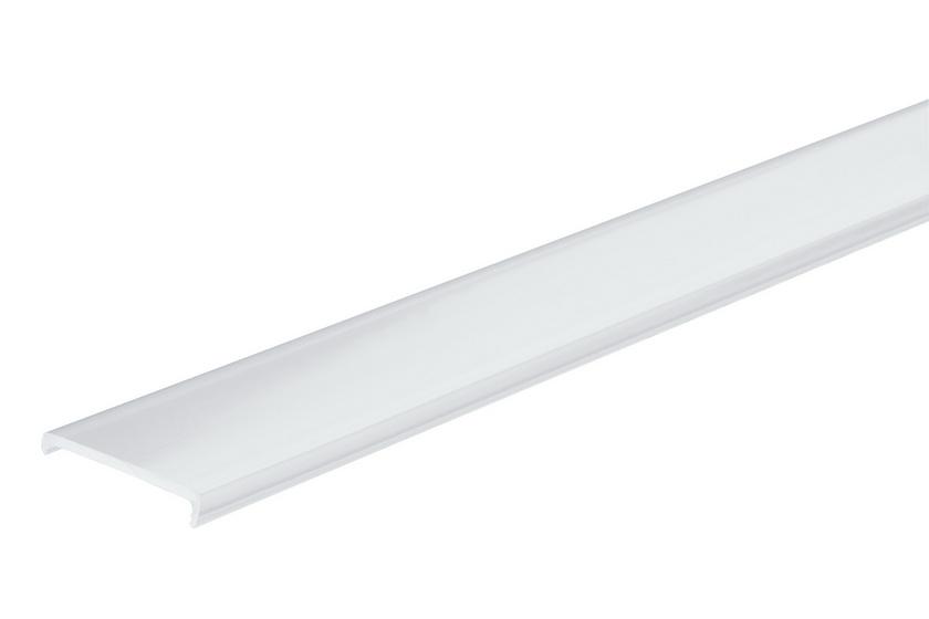 PAULMANN Duo Profil Diffusor 200cm satin, plast (70269)