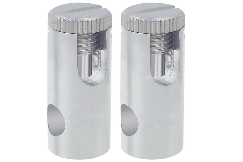PAULMANN Lankový systém L&E Spice napájení 1 pár max.300W matný chrom 12V (97283)