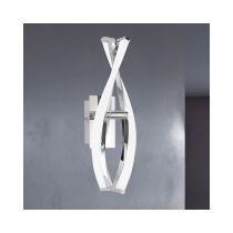 WOFI Nástěnné svítidlo Idana 2x4W 3000K (4152.02.01.6000)