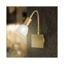 WOFI Nástěnné svítidlo ANGOLA 1x E14 max. (4354.01.32.1500)