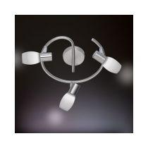 WOFI Spotové svítidlo COLO 3x LED 5 W (9377.03.64.0000)