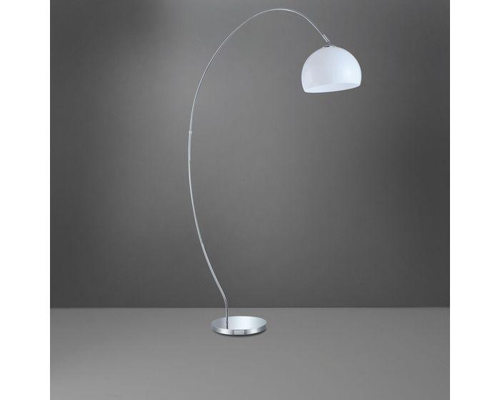 WOFI ACTION Stojací lampa SANDER 1x E27 max. 70 W chrom (308401010000)