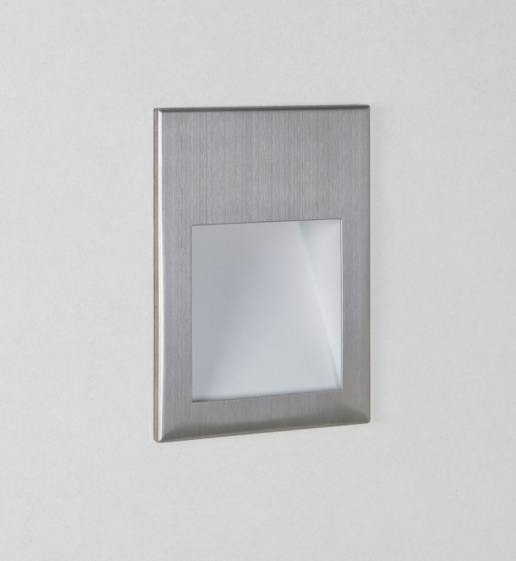 ASTRO Borgo 90 Brushed Stainless Steel (1212006)