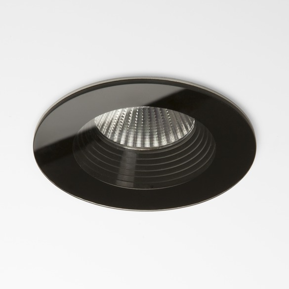 Astro Vetro Round LED BK (1254016)