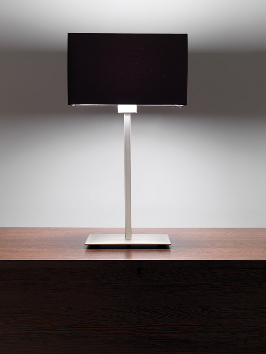 ASTRO Park Lane table lamp w/o, chrome finish without shade (1080013)