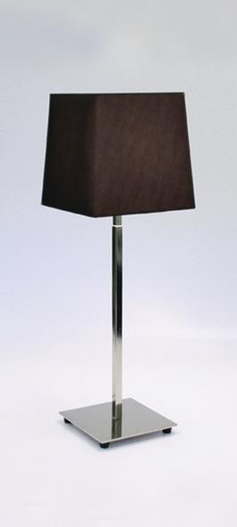 ASTRO Azumi table lamp polished nickel finish without shade (1142018)