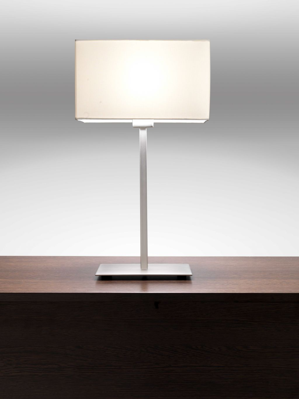 ASTRO Park Lane table lamp matt nickel without shade (1080016)