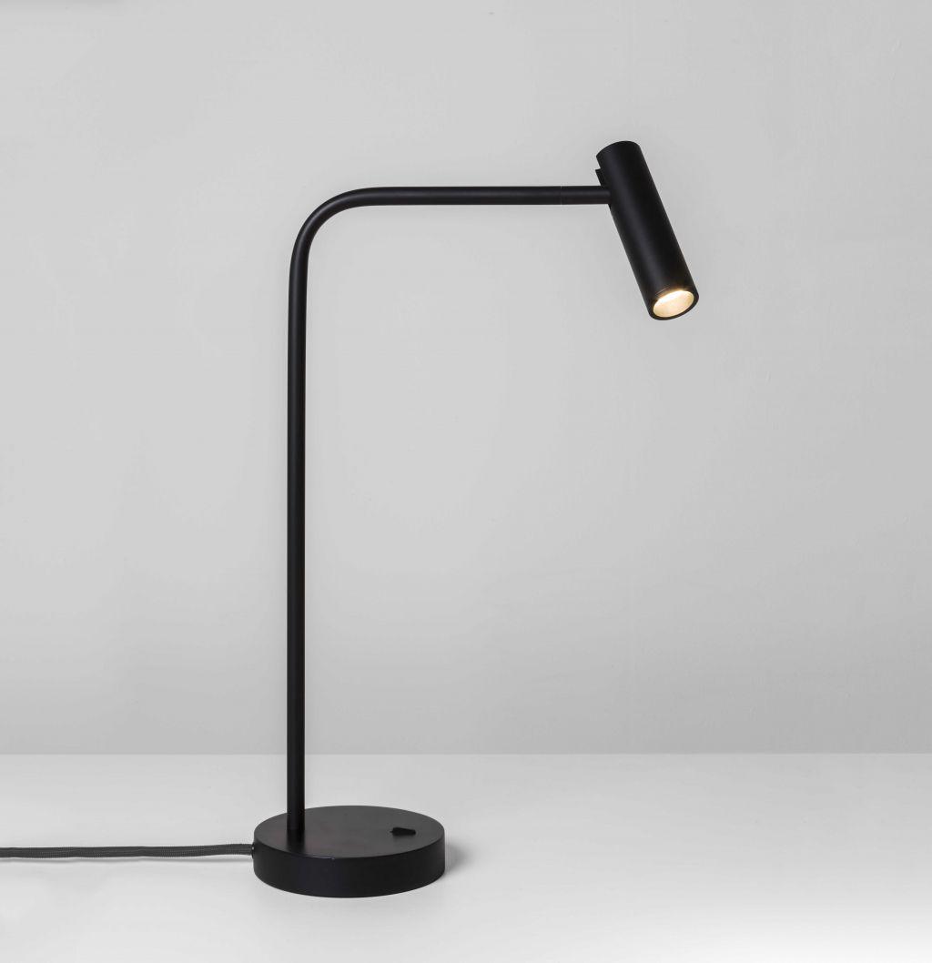 ASTRO Enna Desk Light Painted Black (1058006)