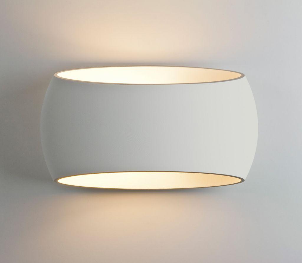 ASTRO Aria 300 Plaster Wall Light (1300001)