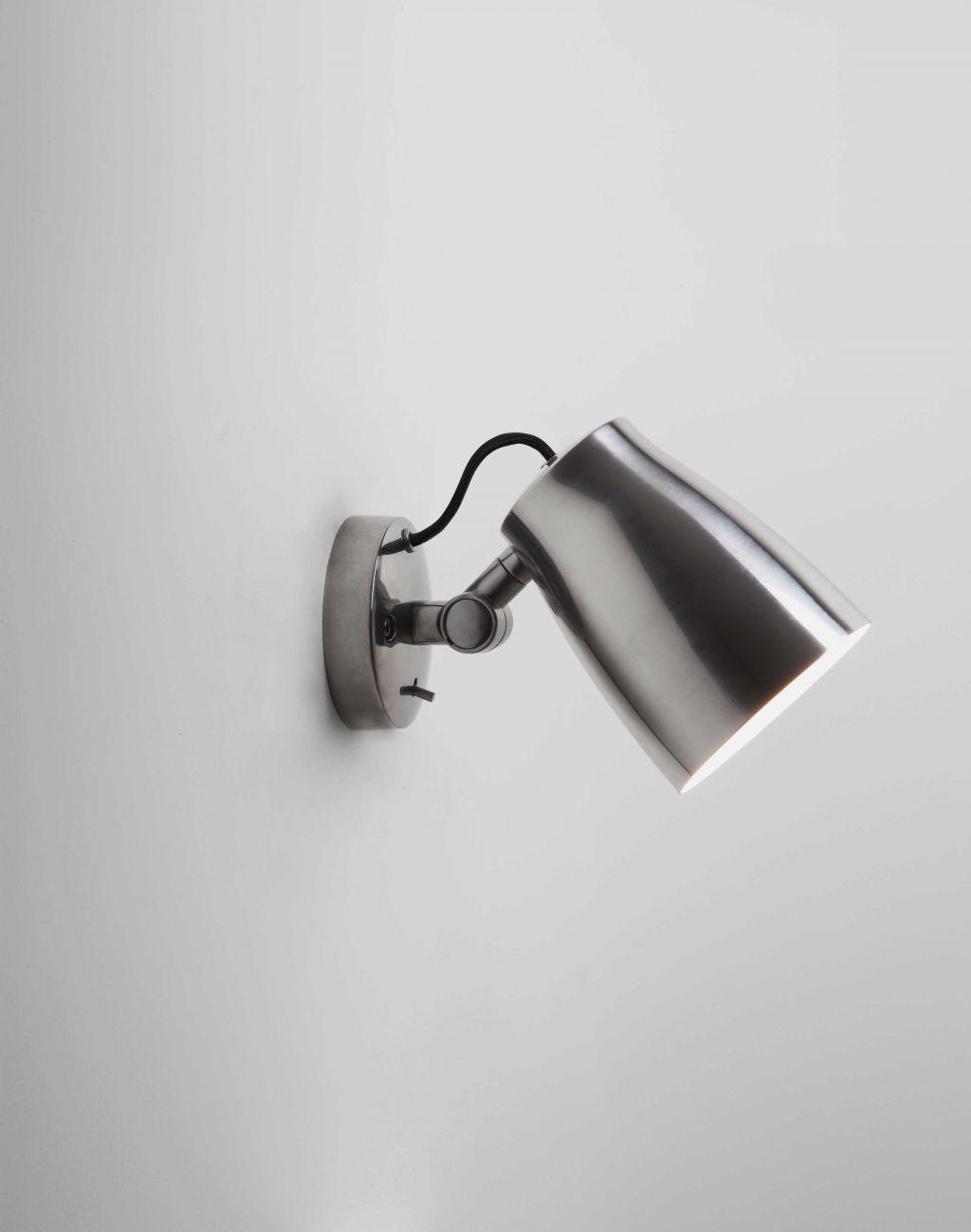 ASTRO Atelier Wall Light Polished Aluminium (1224011)