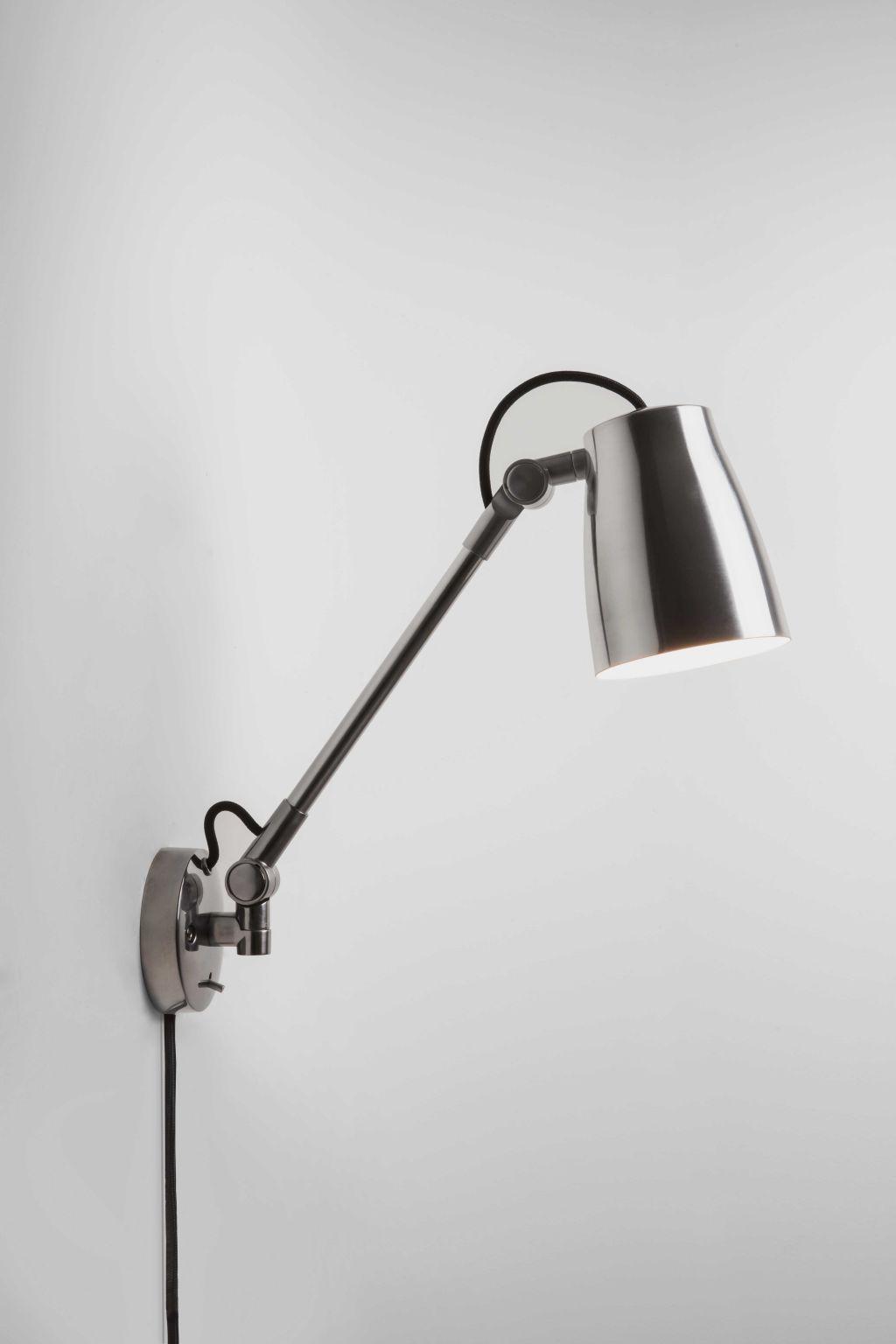 ASTRO Atelier Grande Wall light Polished Aluminium (1224014)