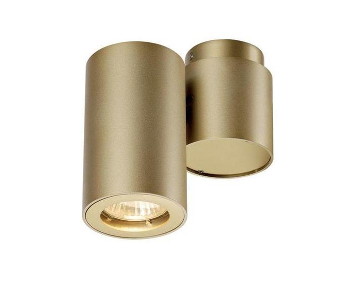 SLV ENOLA B spot 1 perleťová zlatá 230V GU10 50W (151823)