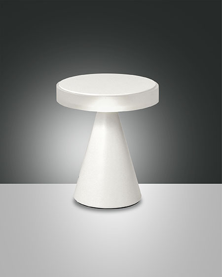 FABAS NEUTRA TABLE LAMP WHITE H. 200 (3386-34-102)