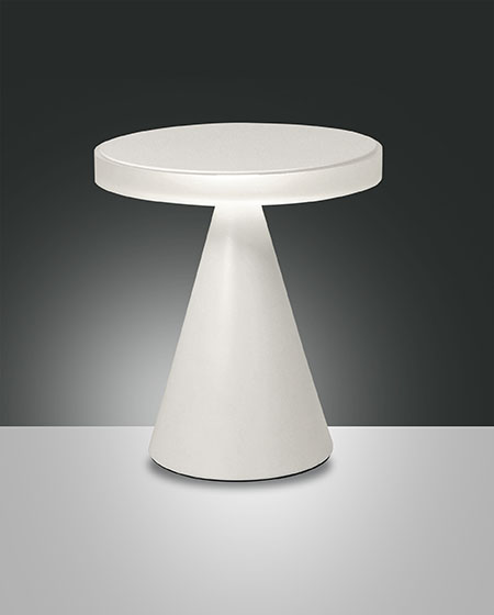 FABAS NEUTRA TABLE LAMP WHITE H. 270 (3386-35-102)