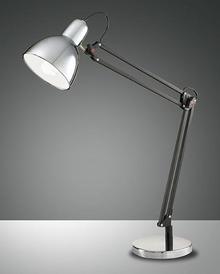 FABAS LISETTA TABLE LAMP CHROMED (3015-30-138)