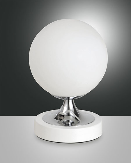 FABAS PERLA TABLE LAMP WHITE (3477-30-102)