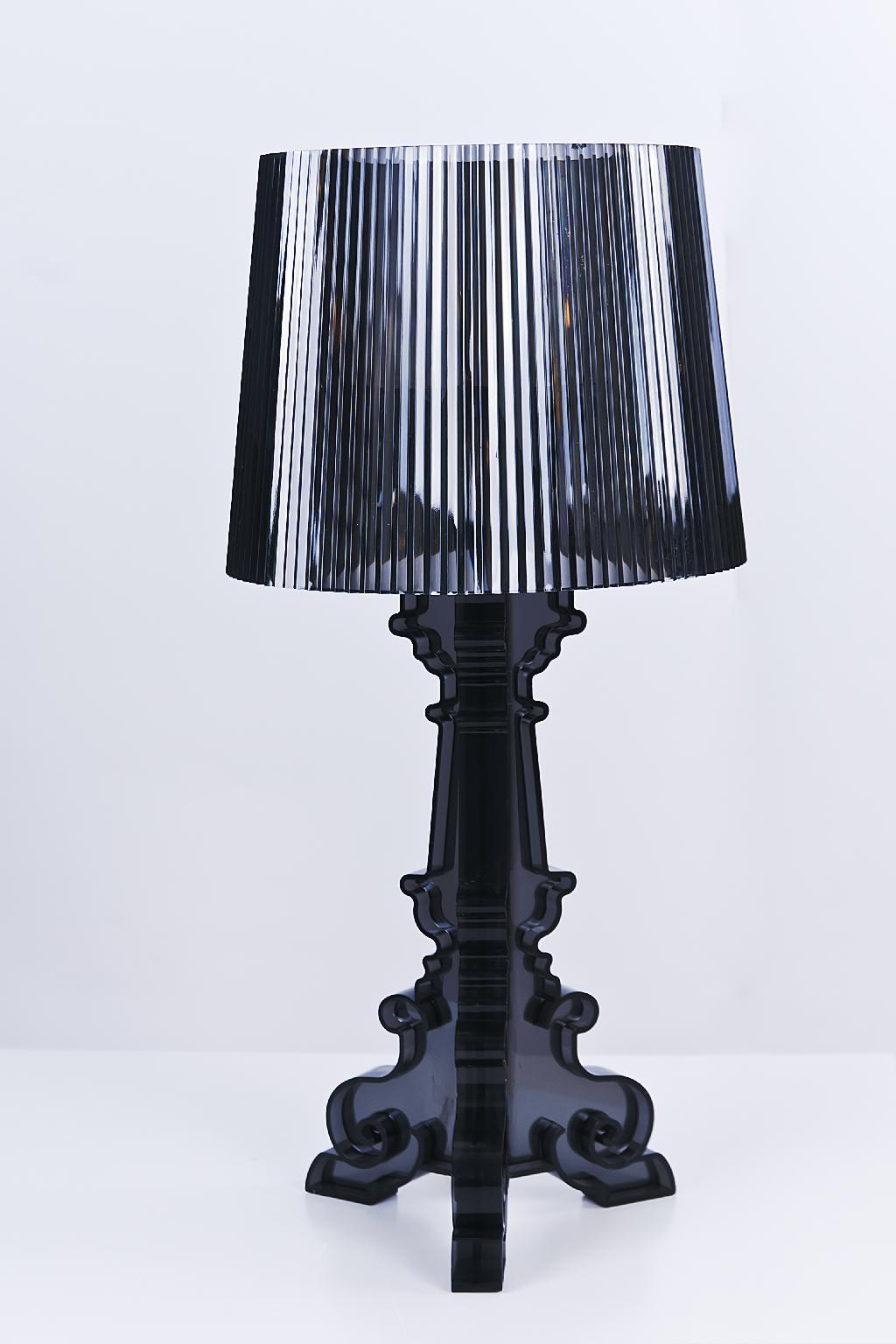AZZARDO BELLA Table black (AZ0071)