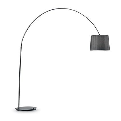 IDEAL LUX  Dorsale PT1 Total black (091983)