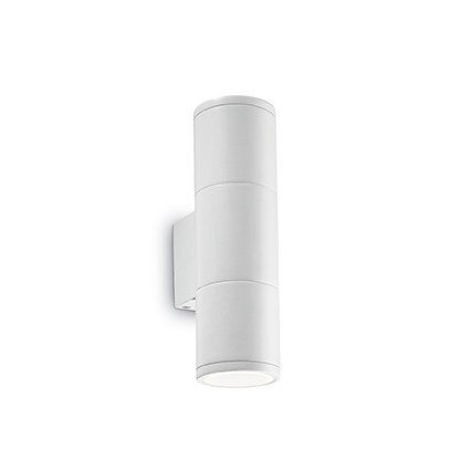 IDEAL LUX  Gun AP2 Small Bianco (100388)