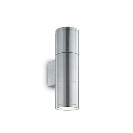 IDEAL LUX  Gun AP2 Small Alluminio (033013)