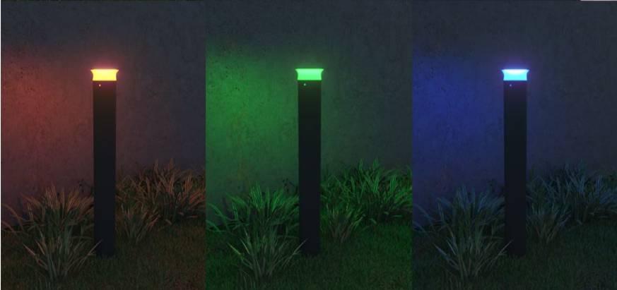 LED vonkajšie osvetlenie