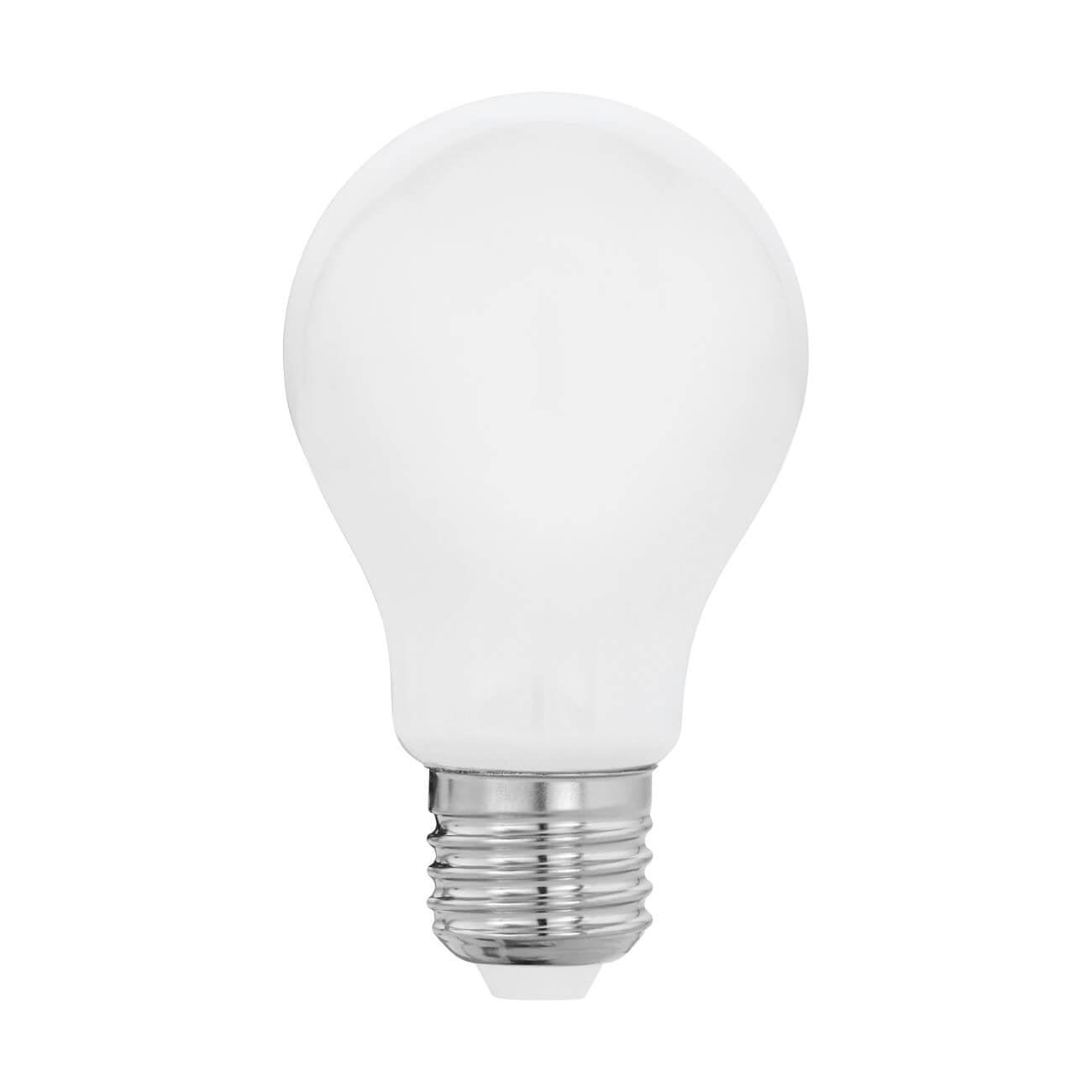 LED žiarovka E27/8W 2700K EGLO 11596