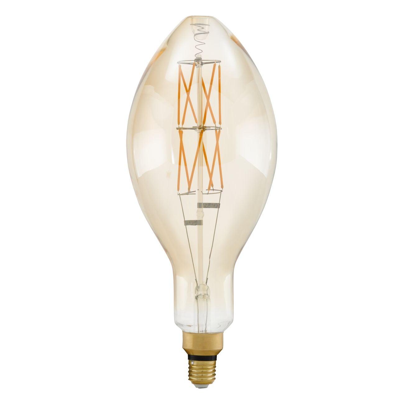 Stmievateľná LED E27/8W 2100K EGLO 11685