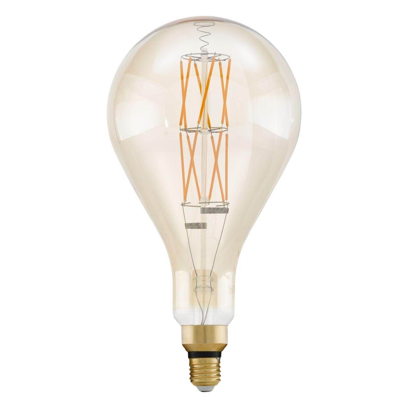 Stmievateľná LED E27/8W 2100K EGLO 11686