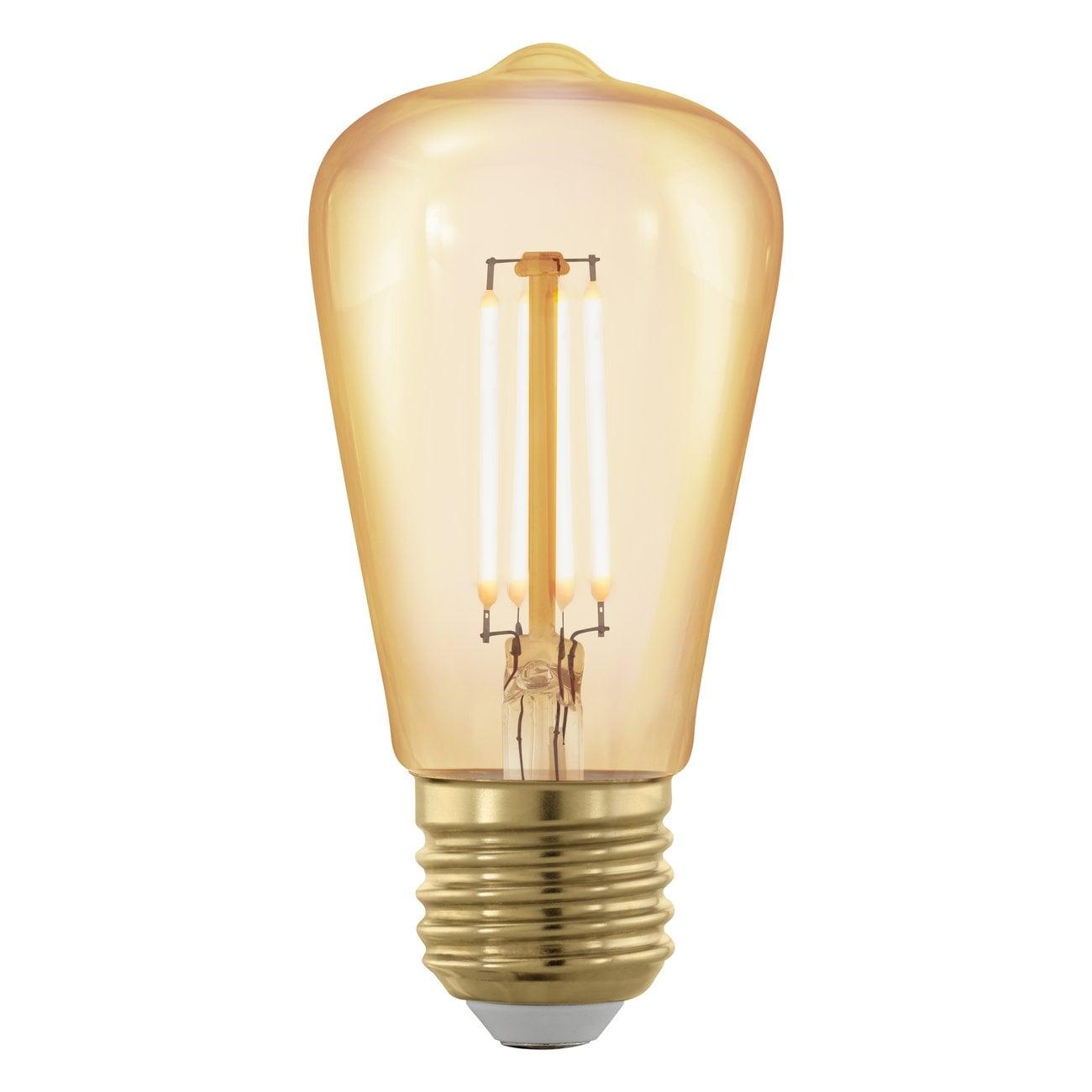 Stmievateľná LED E27/4W 1700K EGLO 11695