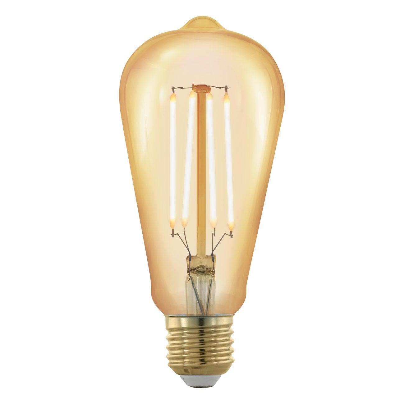 Stmievateľná LED E27/4W 1700K EGLO 11696