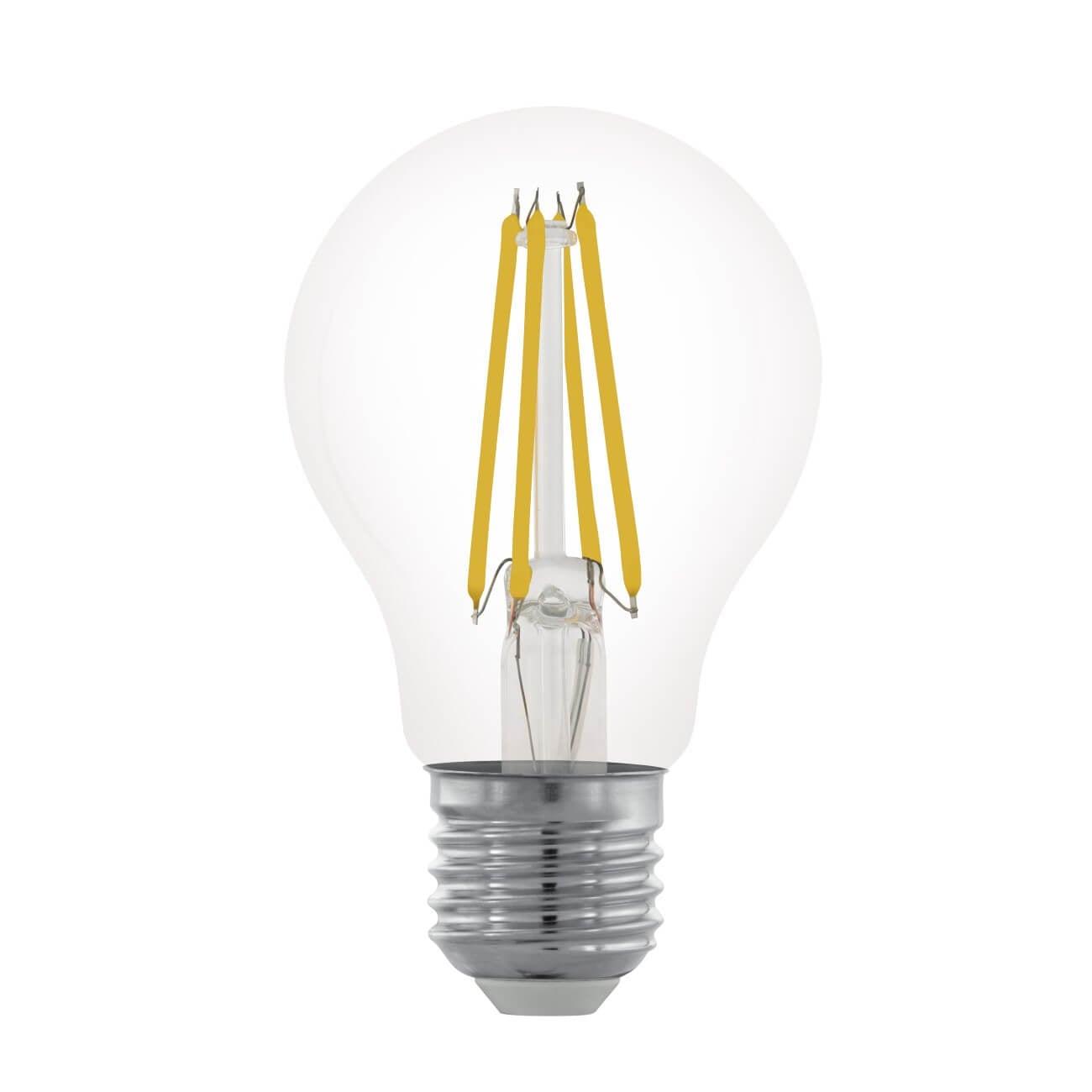 Stmievateľná LED E27/6W 2700K EGLO 11701