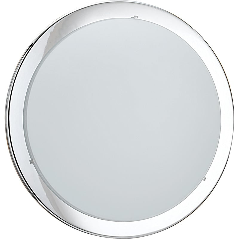 EGLO PLANET biela / chróm 82944