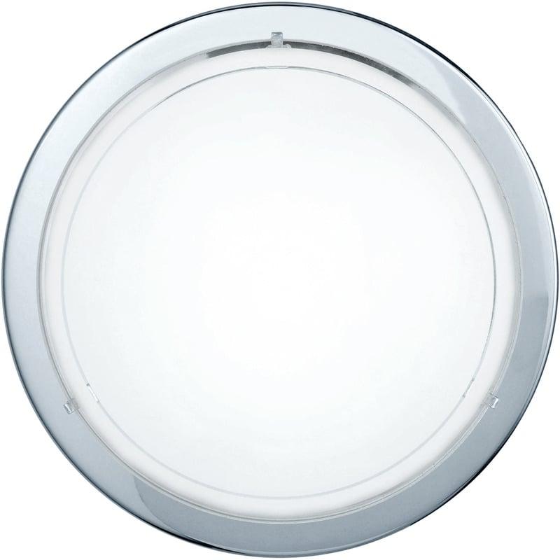 EGLO PLANET 1 biela / chróm 83155