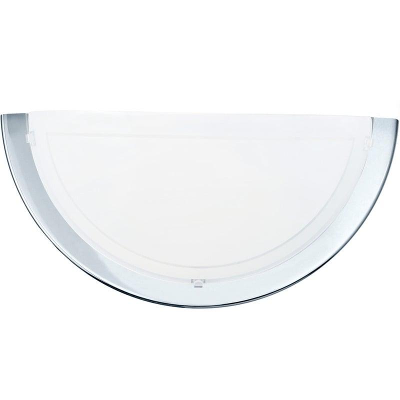 EGLO PLANET 1 chróm  / biela 83156