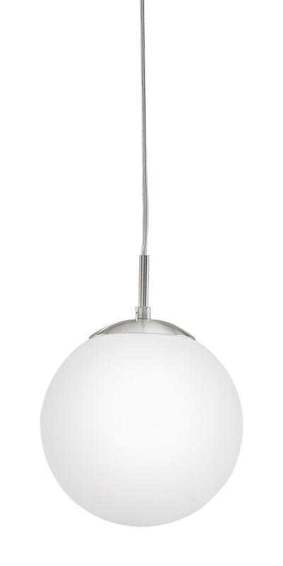 EGLO RONDO biela/nikel  85261