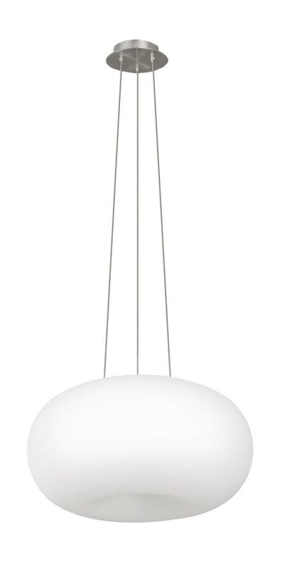 EGLO OPTICA biela/nikel 86815