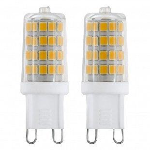 LED žiarovka G9/2x3W 4000K 2ks EGLO