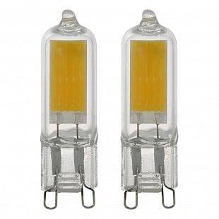 LED žiarovka G9/2x2W 4000K 2ks EGLO