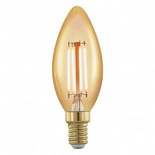 Stmievateľná LED E14/4W 1700K EGLO