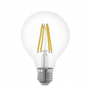 Stmievateľná LED E27/6W 2700K EGLO