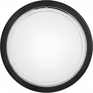 EGLO PLANET 1 čierna E27
