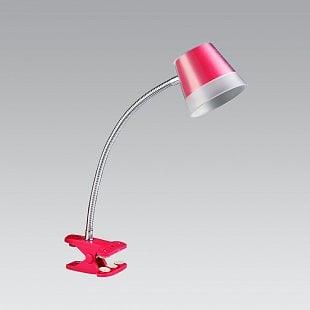 PREZENT VIGO rúžová LED