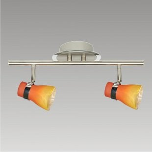 PREZENT TRENTO oranžová / nikel