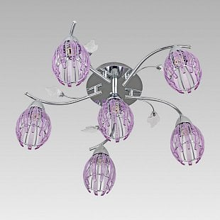 PREZENT EZZO HS PURPLE, CHROME