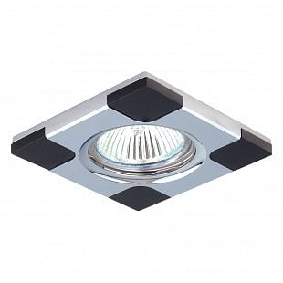 EMITHOR DOWNLIGHT NIKEL WENGE